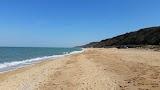 Пляж Підмаячний в Пересипу