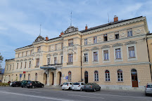 Stazione Transalpina, Nova Gorica, Slovenia