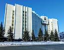 Администрация Главы Республики Мордовия на фото Саранска