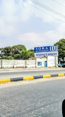 Iqra University Airport Campus karachi