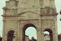 Arc de Triomphe, Orange, France