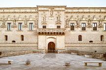 Castello di Corigliano d'Otranto, Corigliano d'Otranto, Italy