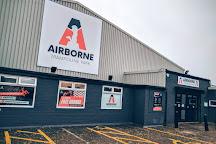 Airborne Trampoline Park, Cheltenham, United Kingdom