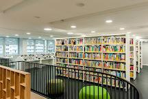 Stadtbibliothek Ludwigshafen, Ludwigshafen, Germany