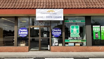 Community Choice Financial Payday Loans Picture
