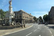 Font del Geni Catala, Barcelona, Spain