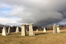 The Stanstead Stone Circle, Stanstead, Canada