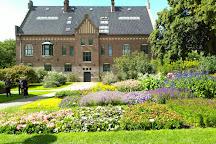 Botanical Gardens (Botaniska Tradgarden), Lund, Sweden