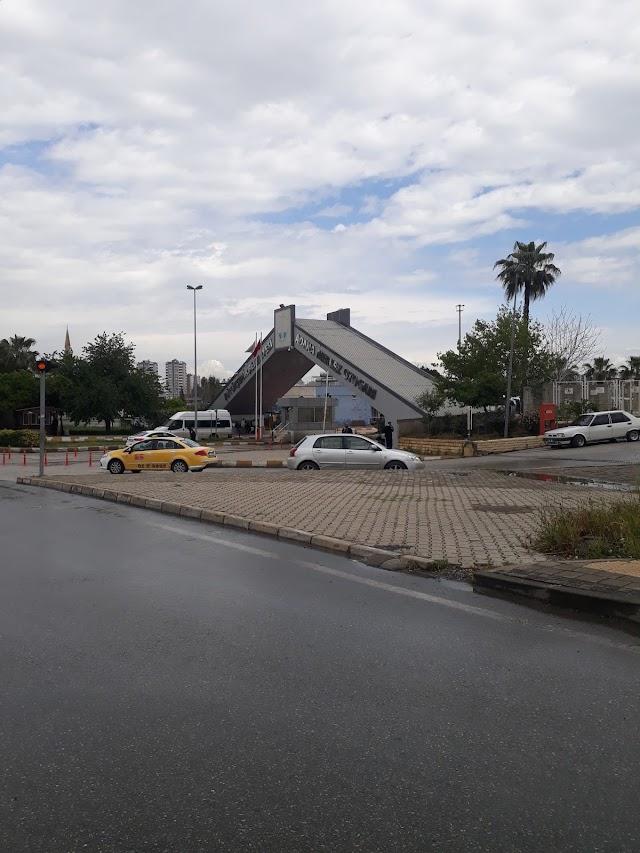 Büyükşehir Belediyesi Adana Merkez Otogarı