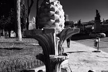 Fontana della  Pigna, Rome, Italy