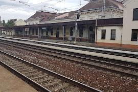 Железнодорожная станция  Hodonin