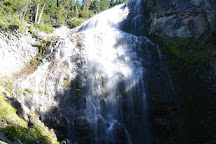 Spray Falls, Mount Rainier National Park, United States