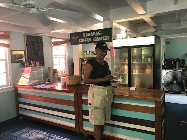 Bahamas Coffee Roaster