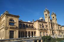 Ayuntamiento de San Sebastian, San Sebastian - Donostia, Spain