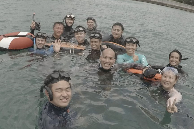 Singapore Freediving Academy, Singapore, Singapore