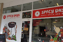 Spicy Days , Zagreb, Croatia