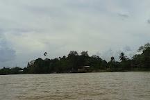 Kinabatangan River, Sabah, Malaysia