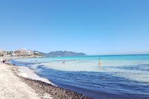 Cala Millor Beach, Cala Millor, Spain