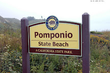 Pomponio State Beach, Half Moon Bay, United States
