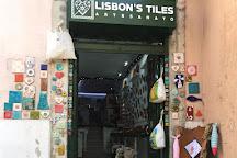 Lisbon's Tiles, Lisbon, Portugal