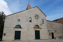 The Church of St Peter and the Dominican Monastery, Stari Grad, Croatia