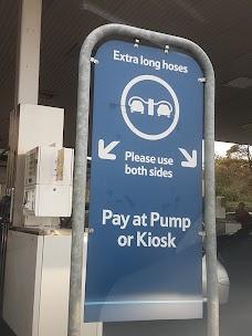 Tesco Petrol Filling Station york