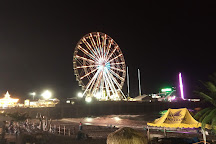 Steel Pier Amusement Park, Atlantic City, United States