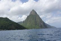 JJ Speed Boat Tour, Castries, St. Lucia