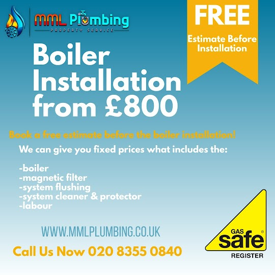 boiler installation offers in North London