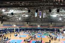 G. M. C. Balayogi Athletic Stadium, Hyderabad, India