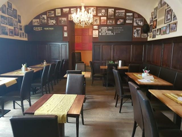"Faust Bräustüble, Lounge, Biergarten ""LBS"""
