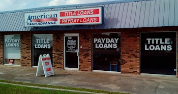 American Cash Advance Payday Loans Picture