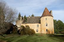 Eglise de Saint Vincent le Paluel, Saint-Vincent-le-Paluel, France