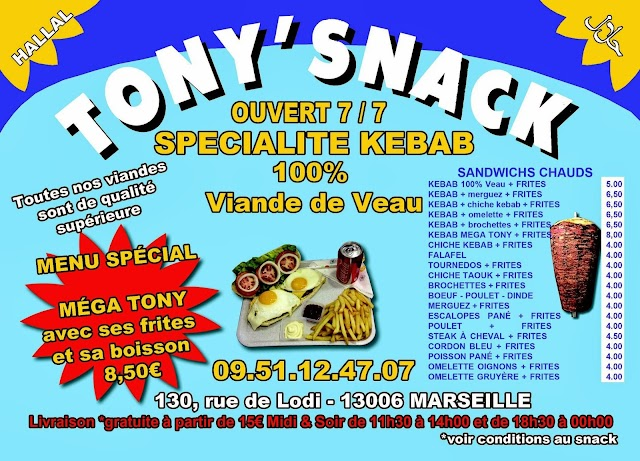 Tony Snack