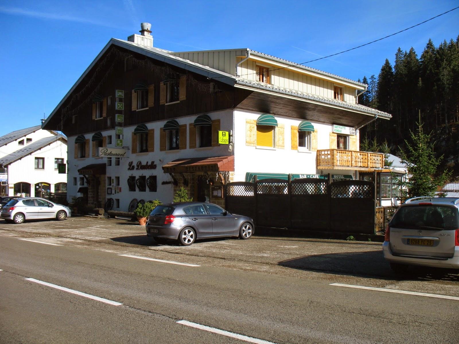 Www Lesrousses Hotel Restaurant