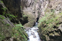 Gorges du Trient, Vernayaz, Switzerland
