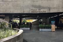 Patio Metro Sao Bento, Sao Paulo, Brazil