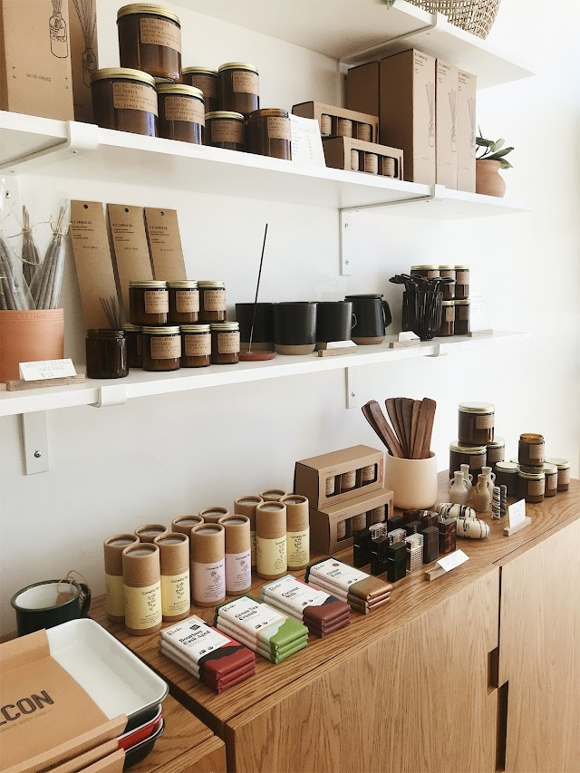 PF Candle Co Flagship