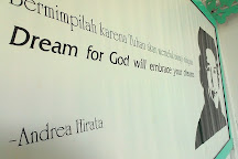Museum Kata Andrea Hirata, Belitung Island, Indonesia