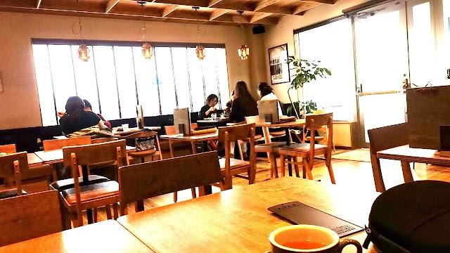 CAFE & DINING コーヒーと生姜 巣箱