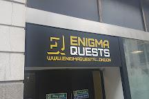 Enigma Quests, London, United Kingdom
