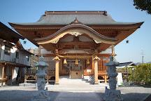 Iwakuni Shirohebi Shrine, Iwakuni, Japan