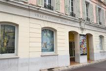 Musee PEYNET et du Dessin Humoristique, Antibes, France