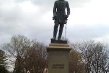 Stonewall Jackson Memorial Cemetery, Lexington, United States