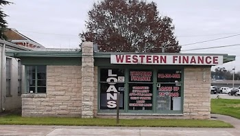 Western Finance Payday Loans Picture