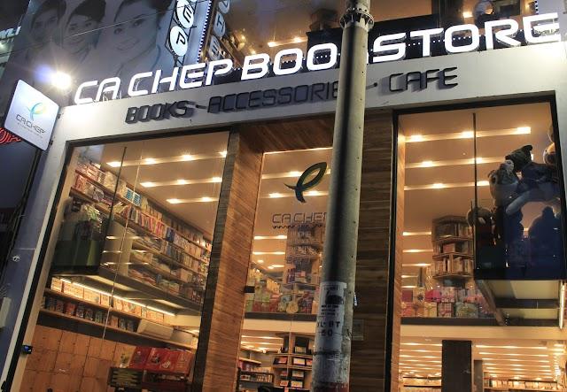 Ca Chep Bookstore