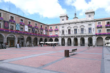 Avila Plaza del Mercado Chico, Avila, Spain