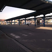Автобусная станция   Olomouc   Fibichova