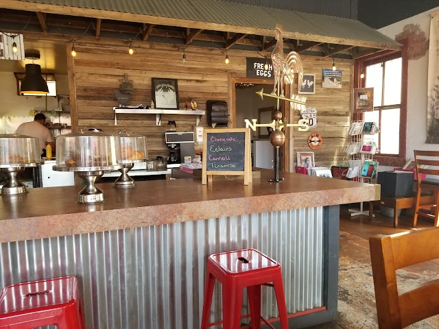 The Copper Hen Bakery & Cafe