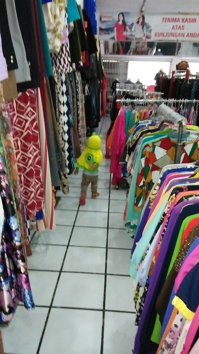 Seririt market Buleleng
